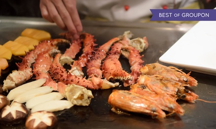 48% Off at Osaka Sushi and Hibachi Steakhouse