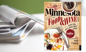 """Greenspring Media Group: $14 for a Two-Year Subscription to """"Minnesota Monthly"""" (Up to a $26.95 Value)"""