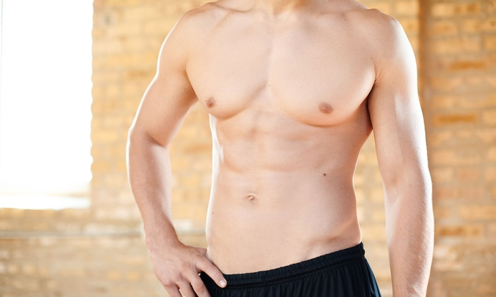 Metro for Men - Irvine Technology Center: One or Three Men's Waxes for Chest with Stomach or Back at Metro for Men (Up to 55% Off)