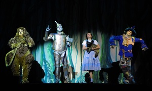 "The Wizard of Oz: ""The Wizard of Oz"" for Two with Option for Party & Show Package or Sing-Along Performance on May 28–30 (Up to 50% Off)"