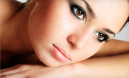 Permanent Makeup on the Eyebrows or Upper and Lower Eyelids or a Full-Lip Tinting at The Classic Face (Up to 74% Off)