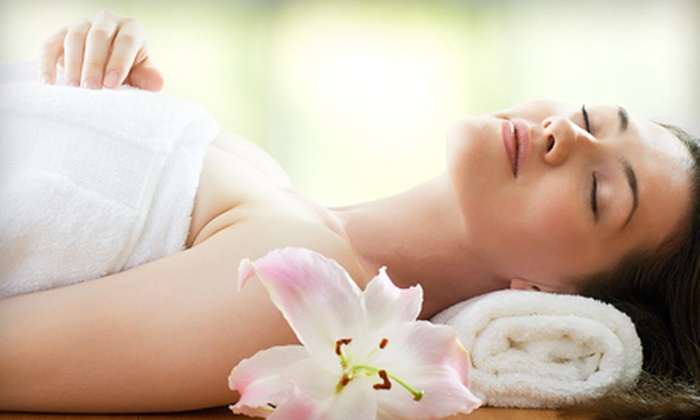Rx Med Spa - South Poinsettia: $99 for a Day at the Spa with Choice of Two Services at Rx Med Spa (Up to $255 Value)
