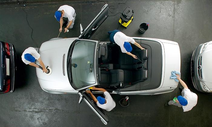 Lavage auto wavre