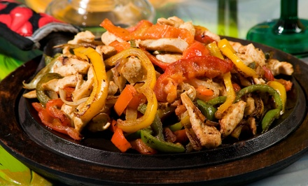 Tex Mex Food at Spoons Grill & Bar (Up to 50% Off). Four Options Available.