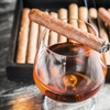 Cigars & Stripes – Up to 51% Off Whiskey Tasting