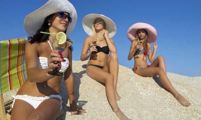 Spray Some Sun - Toronto (GTA): In-Home Spray Tan Party for Four, Six, or Eight from Spray Some Sun (Up to 55% Off)