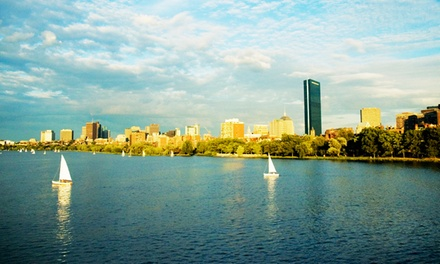 Private, One-Hour Pedal Boat Ride for Up to Four at Boston Pedal Boats (Up to 55% Off). Four Options Available.