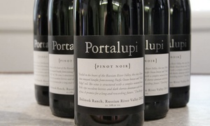 Portalupi Wine: Wine and Food Tasting Experience for Two or Four at Portalupi Wine (Up to 55% Off)