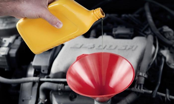 Advanced Auto Service - New Brighton: $35 for Three Full-Service Oil Changes at Advanced Auto Service ($105 Value)