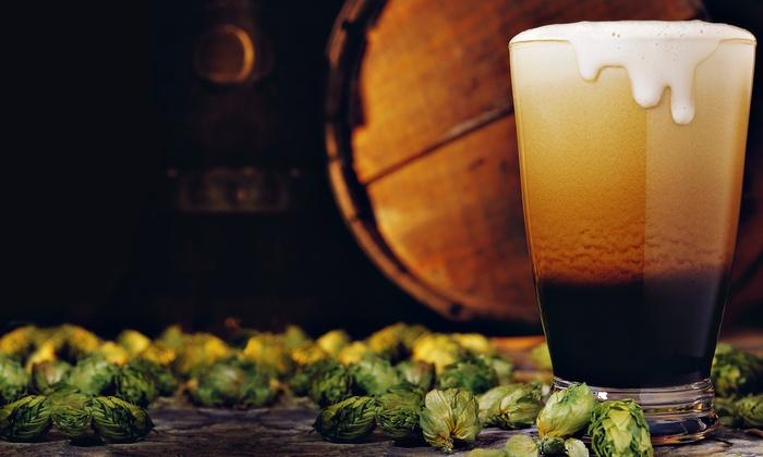 Strange Brew - Strange Brew: Beer- or Wine-Making Supplies, or Beer- or Wine-Making Class for One or Two at Strange Brew (Up to 48% Off)