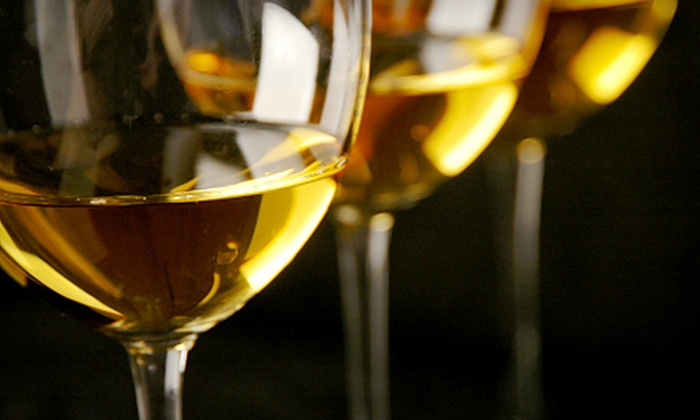 Sarasota Fine Wine & Tastings - South Sarasota: Wine Seminar for One or Two or a Set of Four Riedel Wine Glasses from Sarasota Fine Wine & Tastings (Up to 58% Off)