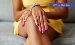 Gemini Hair Fashion: Shellac Hand or Toes for £12 at Gemini Hair Fashion