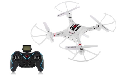 Pilot 360 Drone Quad-Copter with HD Camera for £59.99 With Free Delivery (65% Off)