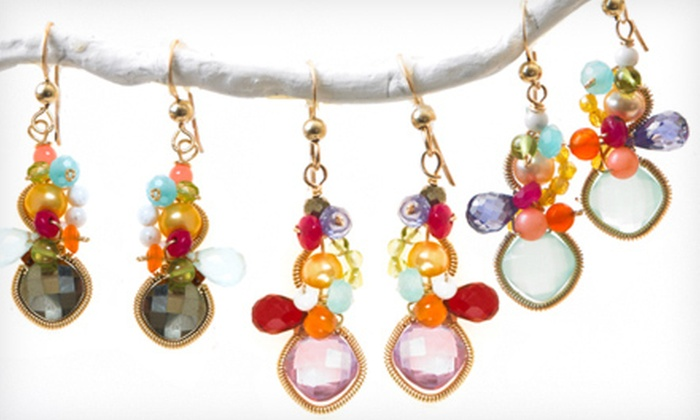 Anna Balkan Jewelry - Norcross: Jewelry and Accessories at Anna Balkan Jewelry (Half Off). Two Options Available.
