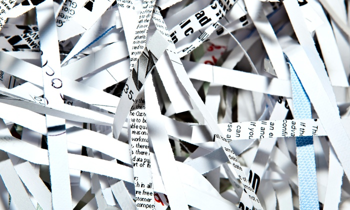 DocuGreen - Fort Lauderdale: Document Shredding at DocuGreen (Up to 84% Off). Three Options Available.