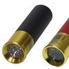 Shotgun-Shell-Shaped Flashlight
