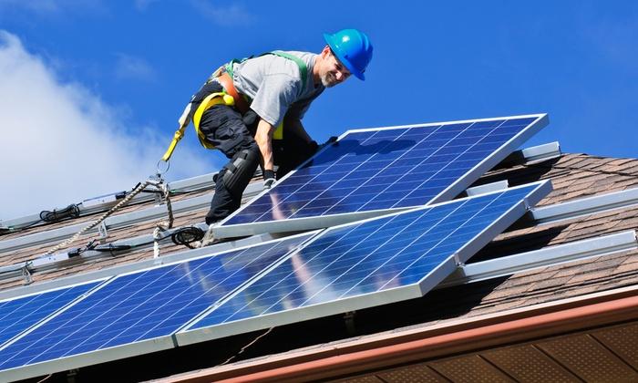 Solarchimps - Miramar: $225 for $500 Groupon — SolarChimps