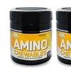 Buy 1 Get 1 Free: Optimum Nutrition Amino Chewables Supplement