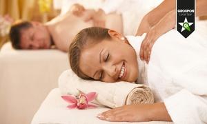 SPA FUTURA: Massaggio californiano di coppia con olio di argan al gelsomino (sconto fino a 75%)