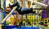 Up to 38% Off Parkour Classes at High Exposure