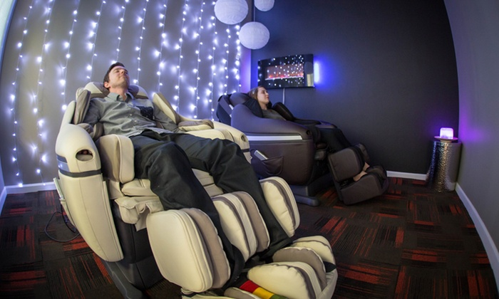 Relax Alaska - Anchorage: One 30-Minute Massage Chair Session or One 60-Minute Massage Chair Session at Relax Alaska (Up to 52% Off)