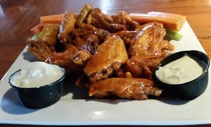 Average Joe's Bar & Grill: Up to 40% Off Casual Dining & Pub Fare at Average Joe's Bar & Grill