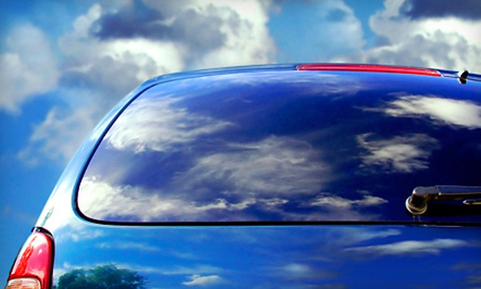 The Tint Factory - Loma Linda: $79 for Tinting of Five Windows on One Two- or Four-Door Car at The Tint Factory ($160 Value)