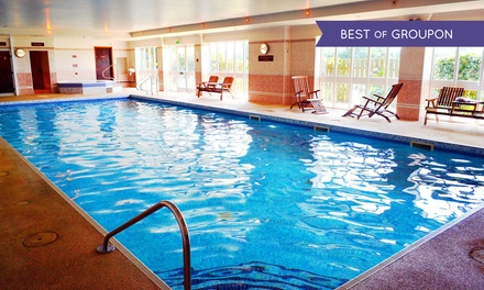 Lincolnshire: 1 or 2 Nights for Two with Breakfast, Dinner and Leisure Club Access at Ramada Resort Grantham