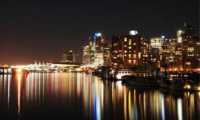 Vancouver Cruises - Vancouver: Three-Hour Nightclub Boat Cruise for 2, 4, or 10 from Vancouver Cruises (Up to 59% Off)