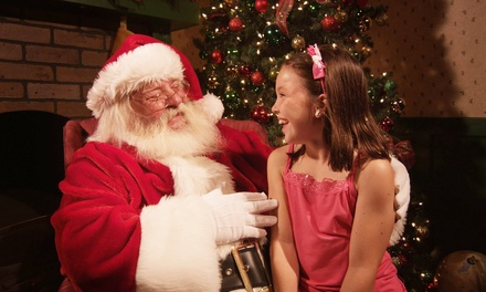 41% Off Holiday-Themed Model-Train Outing for Two or Four at EnterTrainment Junction