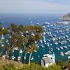 Hilltop Hotel on California's Catalina Island