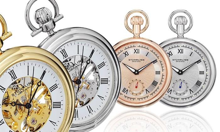 2d042ffc3 Stührling Original Pocket Watch   Groupon Goods