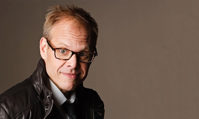 Alton Brown Live! Edible Inevitable Tour - Downtown Providence: Alton Brown Live! Edible Inevitable Tour at Providence Performing Arts Center on Friday, February 21 (Up to 40% Off)