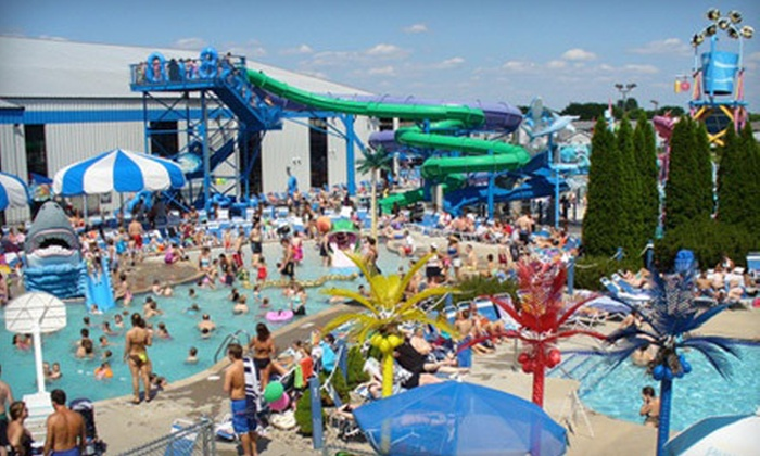 Dolphins Cove - Sun Prairie: Water-Park Outing for Up to Four or Six at Dolphins Cove (Up to 63% Off)