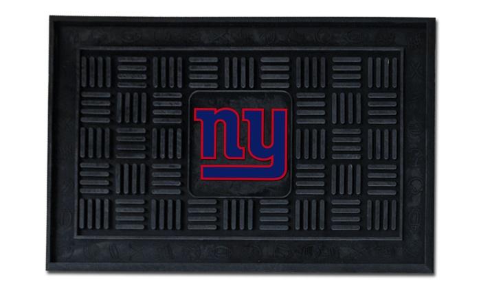 New York Giants Outdoor Mat: New York Giants Outdoor Mat
