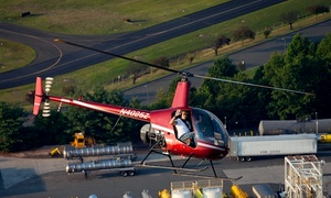 Core Helicopters: Private Helicopter Lesson for One or Two from Core Helicopters (Up to 45% Off)
