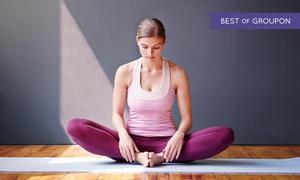 Lecturio: 12 Monate Online-Videokurs Yoga und Meditation bei Lecturio(67% sparen*)