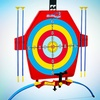 Deluxe Electronic Archery Set with Laser and Sound