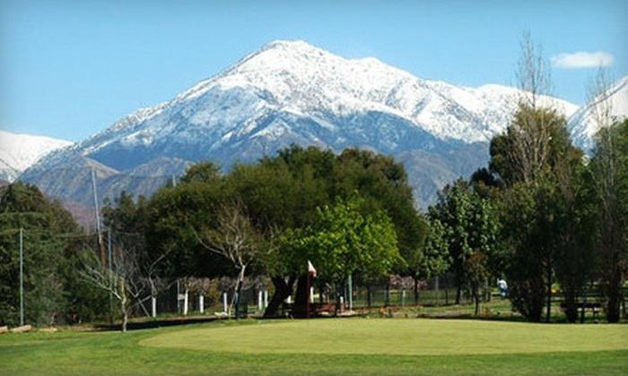 Claremont Golf Course - Claremont: One Round of Golf