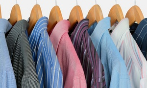 Clubside Cleaners Shirt Laundry Alterations and Tuxedos: Up to 50% Off Dry Cleaning & Laundry at Clubside Cleaners Shirt Laundry Alterations and Tuxedos