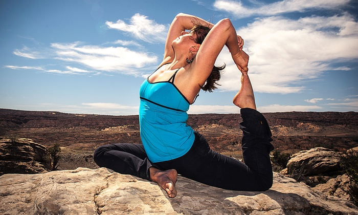 Sin City Yoga - Las Vegas: 10 or 20 Classes at Sin City Yoga (Up to 69% Off)