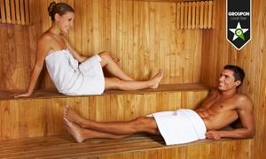 Acqua Relax: Percorso spa con apericena o menu pizza e massaggio a bordo piscina anche in notturna (sconto fino a 81%)