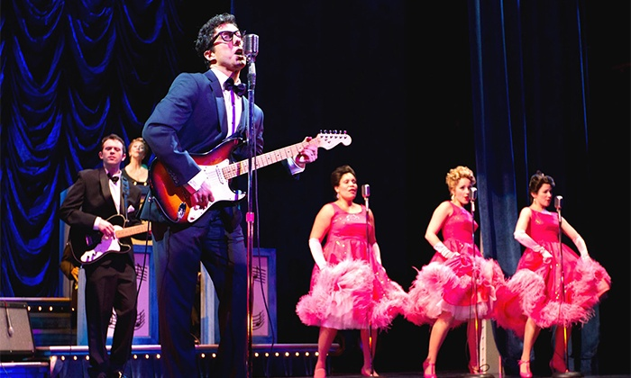 """The Buddy Holly Story - Lower Ossington Theatre: """"Buddy: The Buddy Holly Story"""" on stage in Toronto on October 1–25"""
