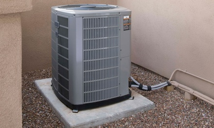 $52 for an Air-Conditioner Safety Check and Tune-Up from High Altitude Heating & Air ($110 Value)
