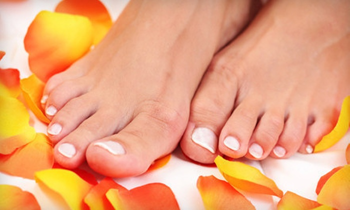 Podiatry Group of Georgia - Northeast Cobb: Laser Nail-Fungus Removal for One or Both Feet at Podiatry Group of Georgia in Marietta (70% Off)