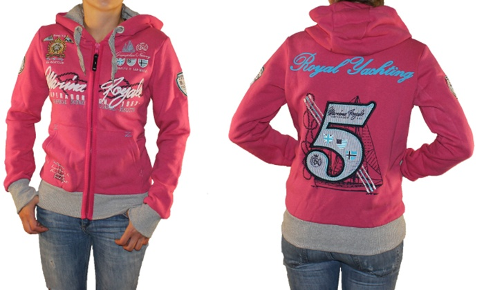 Geographical Norway Damen Hoodie | Groupon