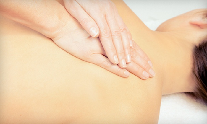 Live Well Chiropractic - Paseo Nuevo: Two Weeks or One Month of Chiropractic Adjustments with a Massage at Live Well Chiropractic (Up to 62% Off)