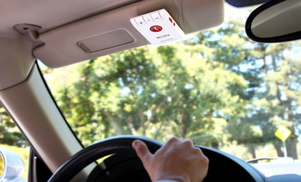 MOTA HD+ Bluetooth Handsfree Car Speakerphone