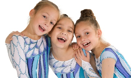 One Week of Gymnastics Camp at Pearland Elite Training Center (48% Off). Seven Dates Available.