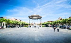 oferta: Rutas a elegir por Alcalá de Henares para 2, 4 o 6 personas desde 8,95 € en Madrid a 1 paso
